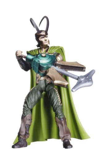 Thor: The Mighty Avenger #12 King Loki 3.75 Inch