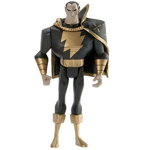 Justice League Unlimited Black Adam