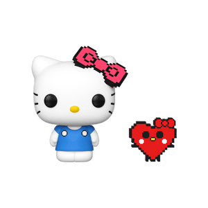 Funko POP! Sanrio: Hello Kitty - 45th Anniversary Hello Kitty (Chase)