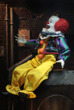 "NECA IT (1990) – 8"" Clothed Figure – Pennywise"