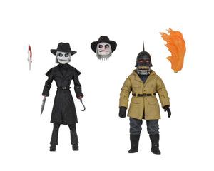 "NECA Puppet Master – 7"" Scale Action Figure – Blade & Torch 2 Pack"