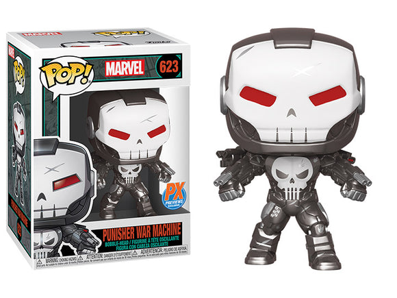 Funko POP! Marvel - Punisher War Machine PX Exclusive Vinyl Figure