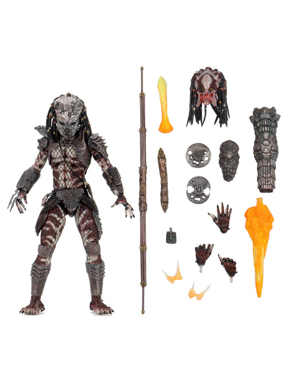 NECA Predator 2 – 7″ Scale Action Figure – Ultimate Guardian Predator