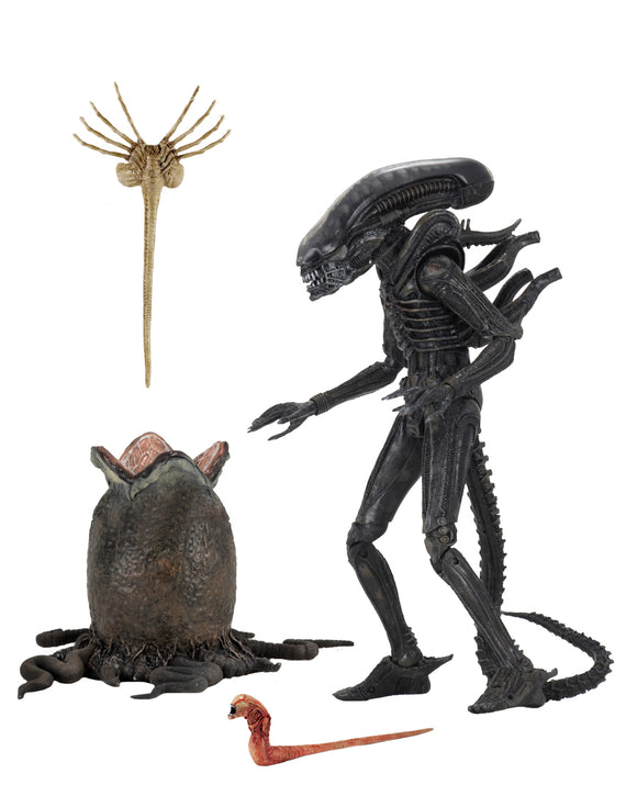 NECA Alien – 7″ Scale Action Figure – Ultimate 40th Anniversary Big Chap
