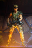 NECA Alien – 7″ Scale Action Figure – Space Marine Drake (Kenner Tribute)