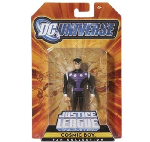 Justice League Unlimited Cosmic Boy
