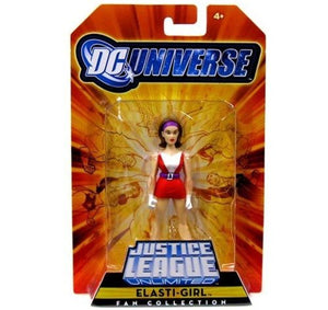 Justice League Unlimited Elasti-Girl
