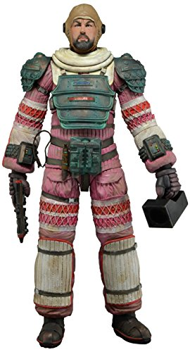 NECA Aliens Series 4 Dallas (Nostromo Suit)