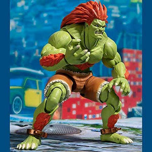 Bandai S.H. Figuarts - Street Fighter - Blanka