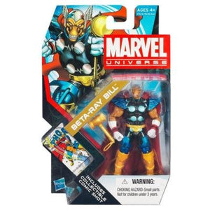 Marvel Universe Series 4 Beta-Ray Bill #11 Figure 3.75 Inch