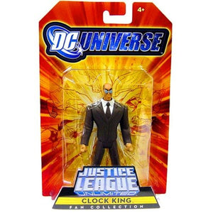 Justice League Unlimited Clock King