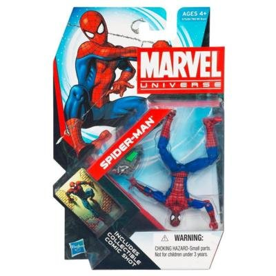 Marvel Universe Spider-Man Action Figure