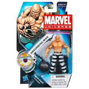 Marvel Universe Series 3 Absorbing Man #24 3.75 Inch
