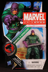 Marvel Universe 3 3/4 Inch Series 9 Marvels Wrecker