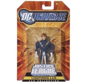 Justice League Unlimited Lightning Lad
