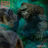 Mezco King Kong of Skull Island Action Figure