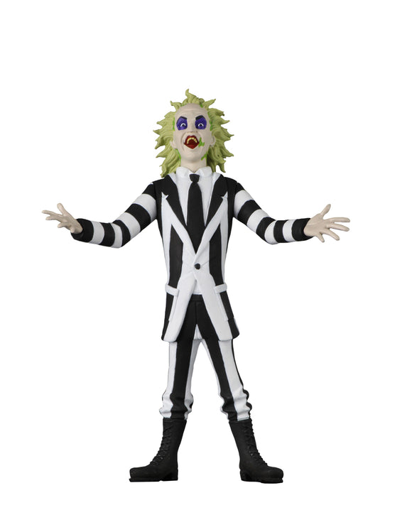 "NECA Toony Terrors – 6"" Scale Action Figures – Beetlejuice"