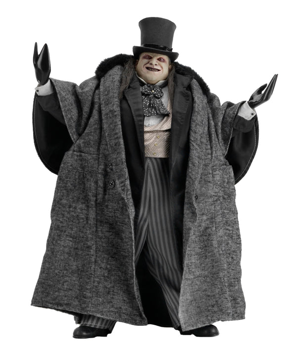 NECA Batman Returns - 1/4 Scale Action Figure - Mayoral Penguin (Danny Devito)