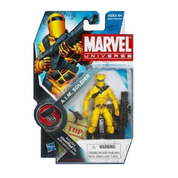 Marvel Universe: A.I.M. Soldier