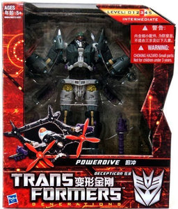 Transformers Generations Voyager Class Decepticon Powerdive