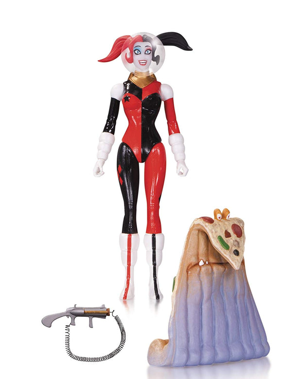 DC Collectibles DC Designer Series Amanda Conner Spacesuit Harley Quinn