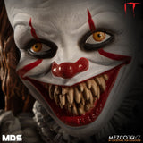Mezco Designer Series Deluxe IT (2017) Pennywise