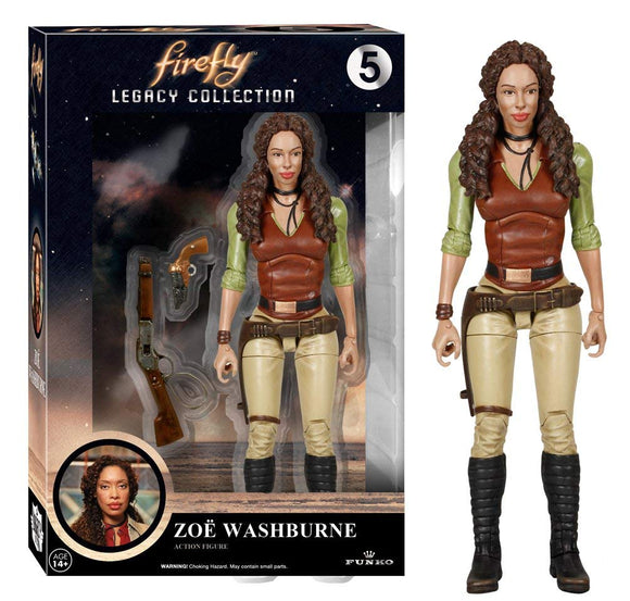 Firefly Legacy Collection Zoe Washburne