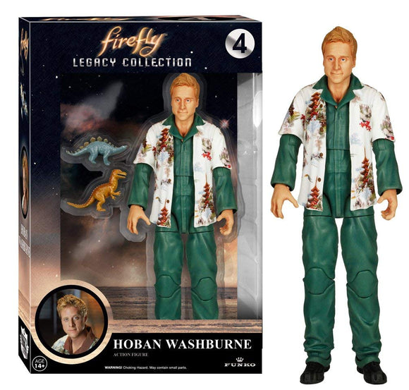 Firefly Legacy Collection Hoban Washburne