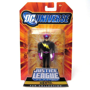 Justice League Unlimited Mento