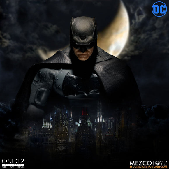 Mezco One:12 Collective - Batman: Supreme Knight