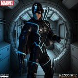 Mezco One:12 Collective - Black Bolt & Lockjaw Set