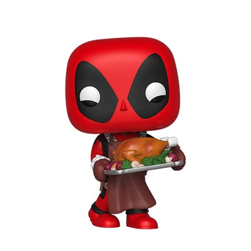 Funko POP! - Marvel Deadpool - Holiday Deadpool (Supper Hero)