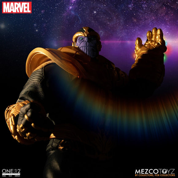 Mezco One:12 Collective - Thanos