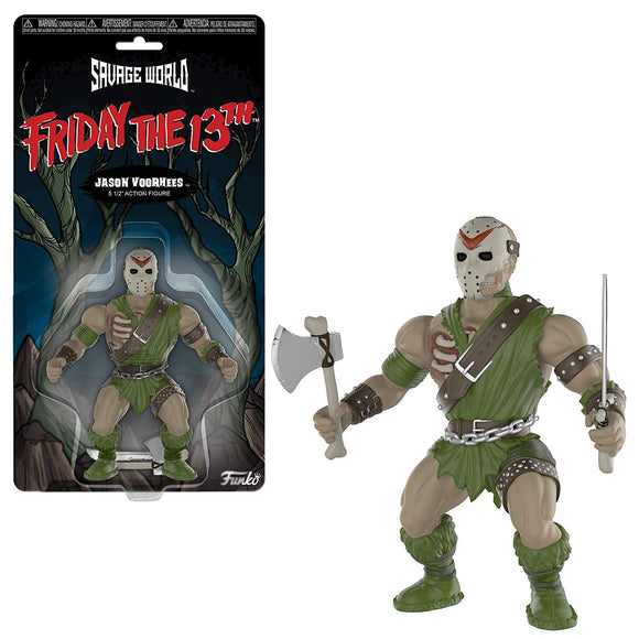 Funko Savage World Friday the 13th Jason Voorhees