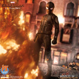 Mezco One:12 Collective - Spider-Man: Far from Home - Stealth Suit Spider-Man (PX Exclusive)