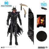 McFarlane Toys - DC Multiverse - The Batman Who Laughs (Build a Batmobile)