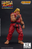 Storm Collectibles - Ultimate Street Fighter II - Ken Action Figure