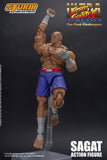 Storm Collectibles - Ultimate Street Fighter II - Sagat Action Figure
