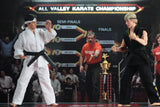 NECA The Karate Kid (1984) – 8″ Clothed Action Figures- Daniel vs Johnny - Tournament 2 Pack