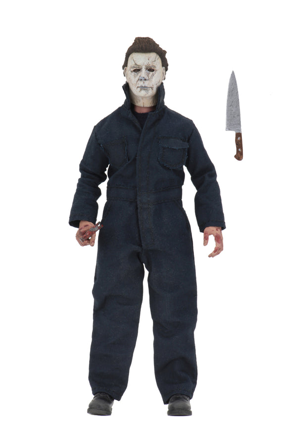 "NECA Halloween (2018) – 8"" Clothed Action Figure – Michael Myers"