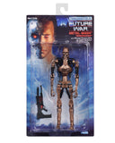 NECA Terminator 2 – 7″ Scale Action Figure – Kenner Tribute - Metal Mash Endoskeleton