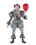 NECA IT (2017) – 1/4 Scale Action Figure – Pennywise (Bill Skarsgard)
