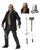 "NECA Friday the 13th – 7"" Scale Action Figure – Ultimate 2009 Jason"