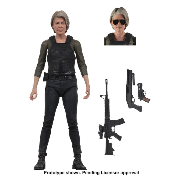"NECA Terminator: Dark Fate – 7"" Scale Action Figure – Sarah Connor"