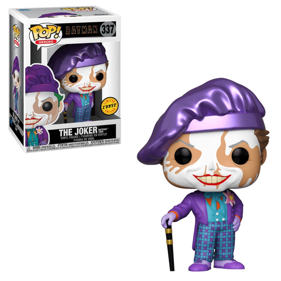 Funko POP! Heroes - Batman 1989 - The Joker (Chase)
