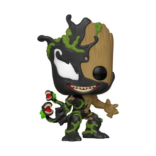 Funko POP! - Spider-Man Maximum Venom - Venomized Groot Figure