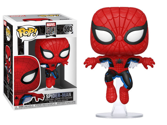 Funko POP! Marvel 80th Anniversary - Spider-Man (First Appearance)