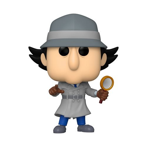 Funko POP! Animation - Inspector Gadget Vinyl Figure