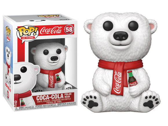 Funko POP! Ad Icons - Coca Cola - Coca Cola Bear