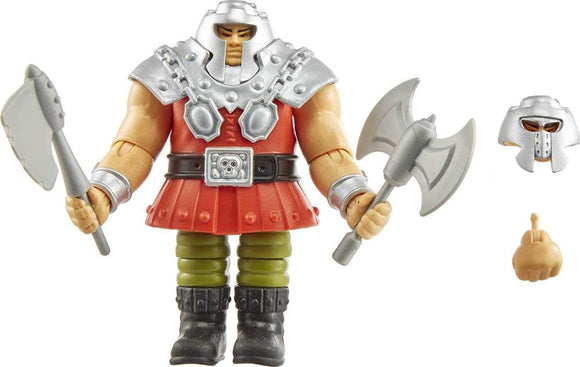 MOTU Masters of the Universe Origins - Deluxe Ram Man Action Figure